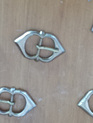 14th - 15th Century Medieval Brass Buckles
