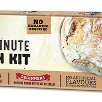 15 Minute Sourdough Kit