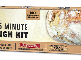 15 Minute Sourdough Kit
