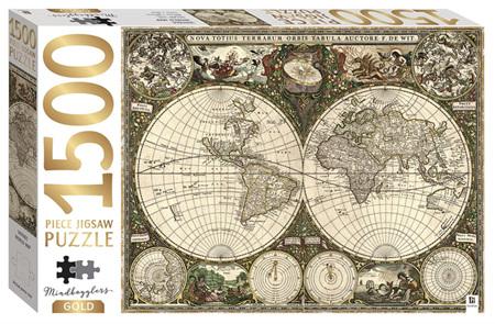 1500 Piece Puzzles