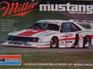 Monogram 1/24 Miller Mustang IMSA
