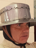 Helmet 11 - 14th to 15th Kettle Hat Type 2