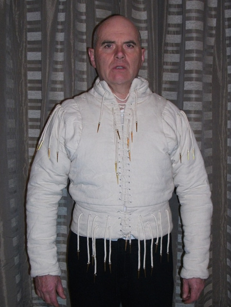 15th Century Arming Doublet