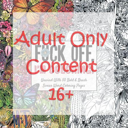 16+ Colouring - AO Content