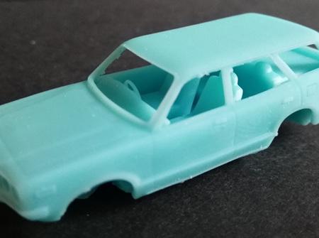 1/64 3D Printed Resin
