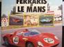 Farraries at Le Mans by Dominique Pascal