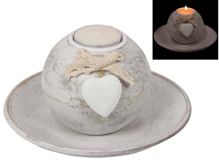 16cm Decor Candle T/light Hold