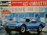 Revell 1/25 Skips Fiesta Series 427 Corvette
