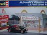 Revell 1/24 McDonald's Diorama & 32 Ford Street Rod