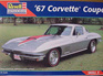 Revell 1/25 67 Corvette Coupe