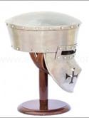 Helmet 9 - 12th Century Plain Pothelm