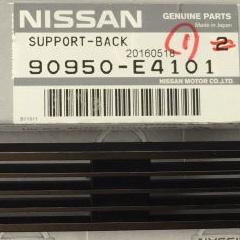1970-1973 Nissan Datsun 240Z Rear Deck Hatch Chrome Grille Vent OEM NEW