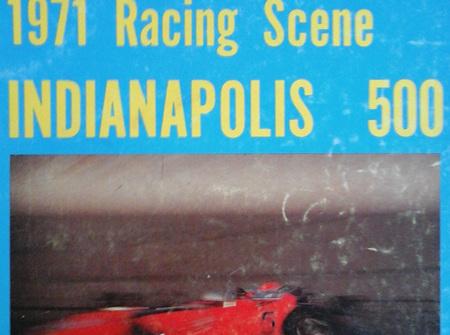 1971 Racing Scene Indianapolis 500