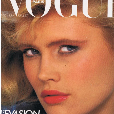 1982 Paris Vogue