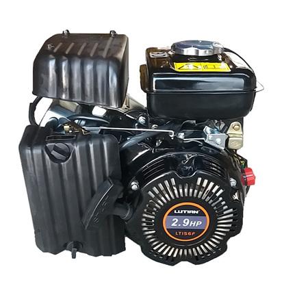 2.9HP Lutian 156F engine - Threaded drive shaft