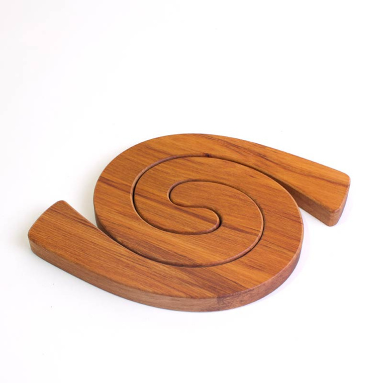 2 in 1 Spiral Table Mat
