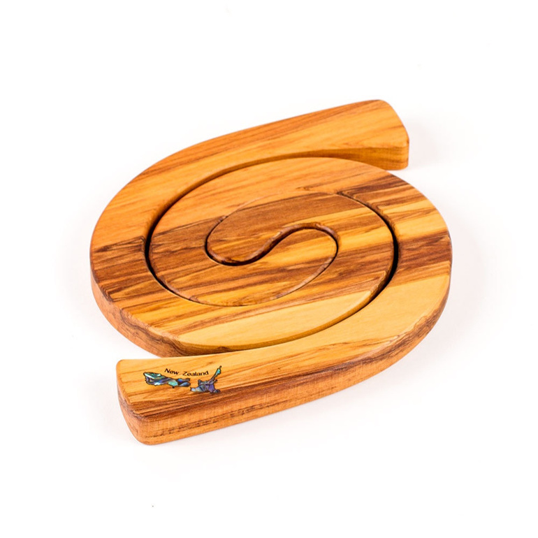 2 in 1 Spiral Tablemat Mini