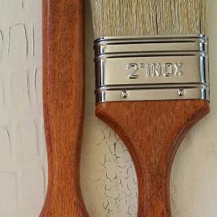 "2"" Natural Bristle Italian Brush"