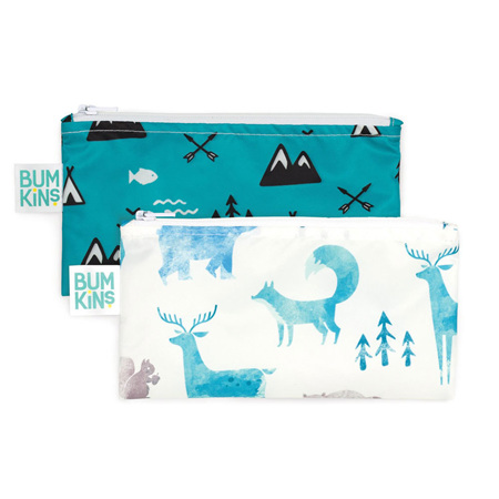 2 pack small snack bag - Outdoor