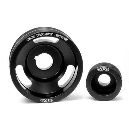 2-piece underdrive pulley kit - GFB 2001
