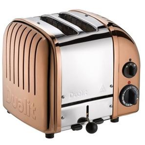 2 Slice Toaster - Copper