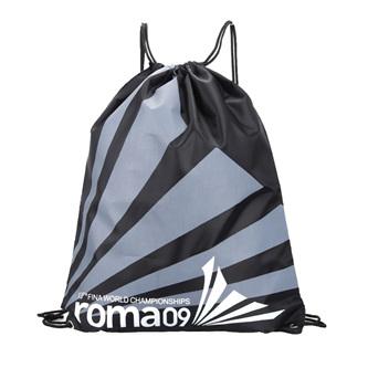 2 Tone Swim Bag - Black & Grey