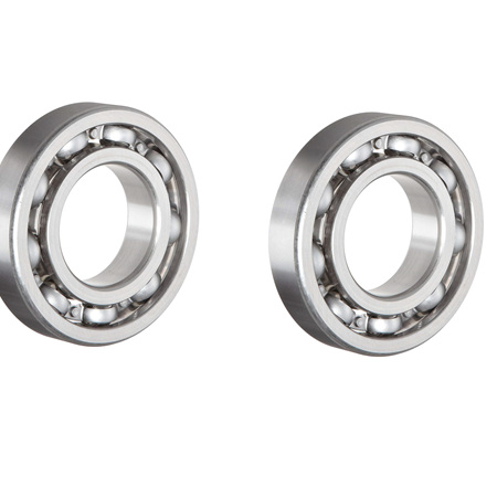 2 x 6206 Bearings for 8hp & 9hp engines
