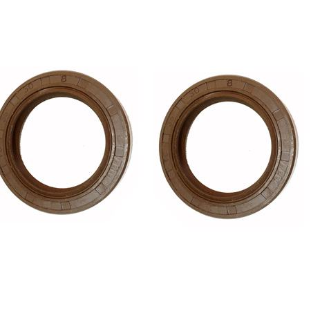 2 x Oil Seals for 186F Engines