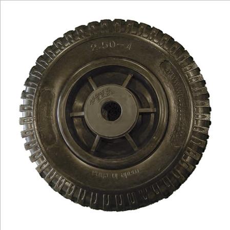 """20 cm (7.8"""")  Polyurethane Foam   Tuff-Tire Wheel"""