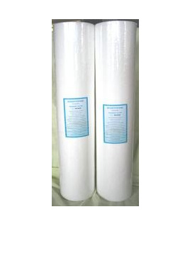 20 inch jumbo  cartridges 1 micron