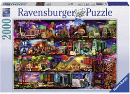 2000 Piece Puzzles