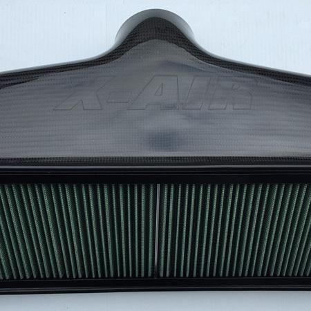 2010-2011 V8 Camaro X-Air OTR Intake - carbon