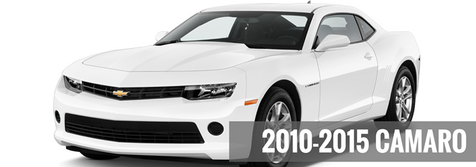 2010 - 2015 Camaro