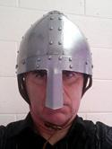 Helmet 5 - 11th to 13th Century Norman Helmet