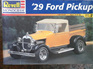 Revell 1/24 29 Ford Pickup