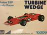 MPC 1/25 Lotus STP Indy Racer Turbine Wedge