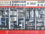 AMT Corvair Engine & 392 Chrysler Engine (Vintage Kit)