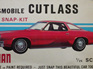 Johan 1/25 Oldsmobile Cutlass Snap-Kit