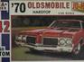 Jo-Han 1970 Oldsmobile Hardtop x2