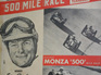 Floyd Clymer's 1957 Indianapolis 500 Year Book