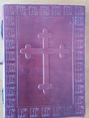 Journal 16 - Journal with Celtic Cross
