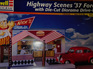 Revell 1/24 'Highway Scenes' 37 Ford with Diorama Drive-In