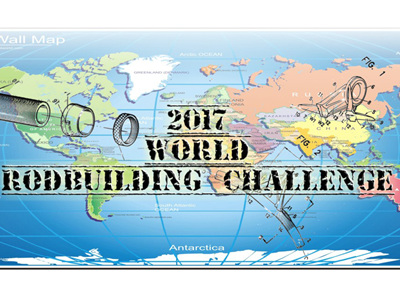 2017 World Rod Building Challenge selects CTS