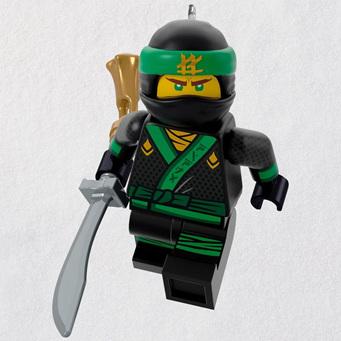 2018 Hallmark keepsake - Lloyd - Lego Ninjago.