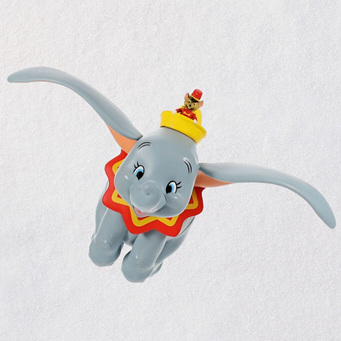 2019 Hallmark Keepsake ornament - Disney Dumbo.