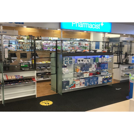 2020 Community Pharmacy Heroes: Amcal Coffs Harbour, awarded by Pharmacy Guild of Australia