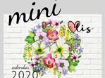 2020 MINI desk calendar * IN STOCK!
