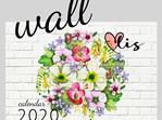2020 wall calendar * IN STOCK