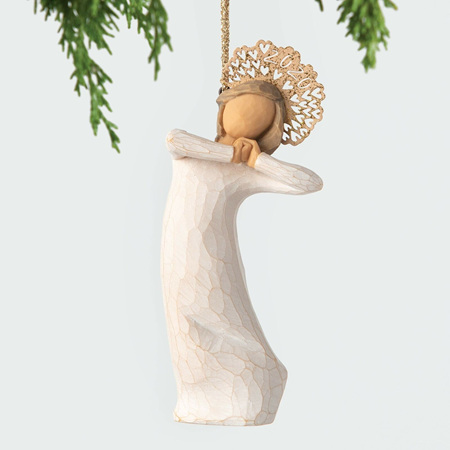 2020 Willow Tree ornament - tree decoration or free standing - special