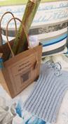 Babies Singlet Knitting Kit